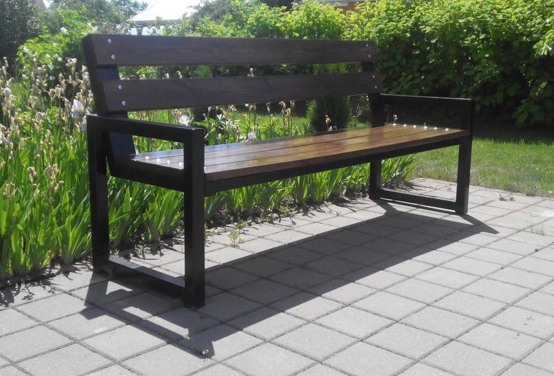 Как сделать скамейку своими руками