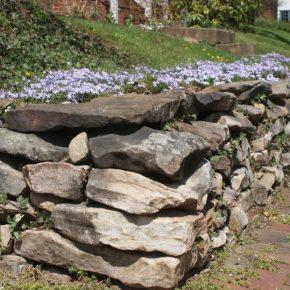 Каменные подпорные стены — варианты постройки и обустройства участков с уклоном. 115 фото идей ландшафтного дизайна