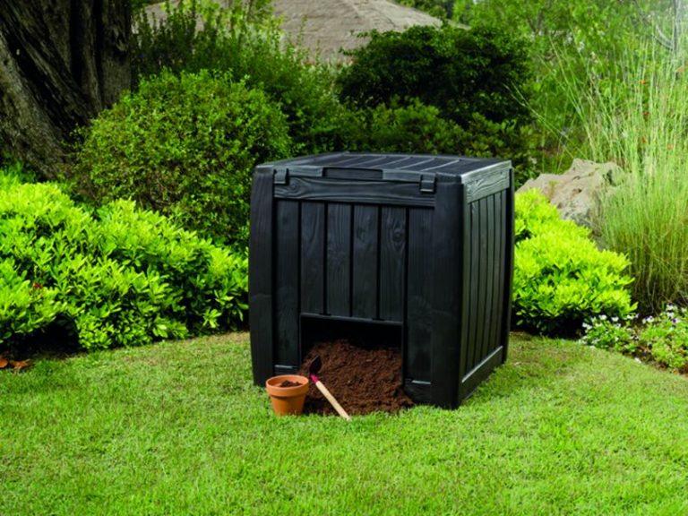 емкость для компоста использовать в зимний период