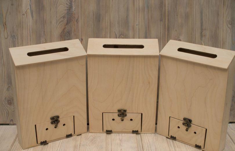 почтовый ящик из фанеры