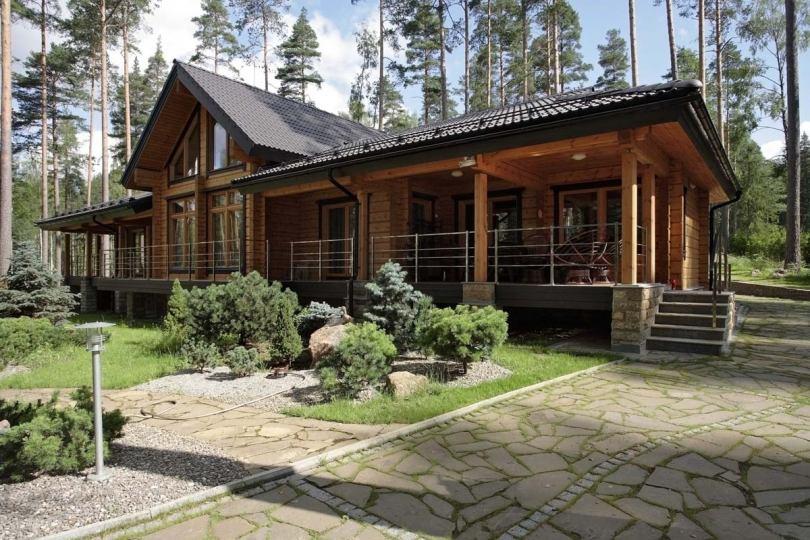 деревянные дома хонка фото точная